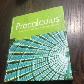 Precalculus Graphical,Numerical,Algebraic SEVENTH EDITION