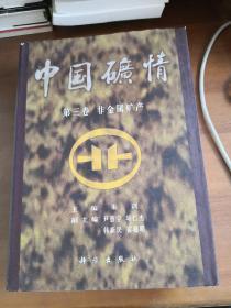 中国矿情.第三卷.非金属矿产