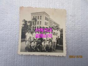 """梅州地区老照片:62年全体同学""""五四""""留影(不明出处)"""