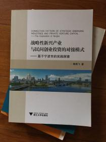 战略性新兴产业与民间创业投资的对接模式:基于宁波市的实践探索