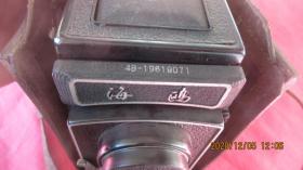 海鸥照相机