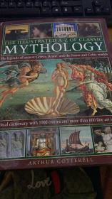 THE ILLUSTRATED A-Z OF CLASSIC MYTHOLOGY