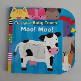 Ladybird Baby Touch  Moo! Moo!