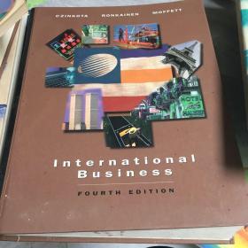 international business  英文原版