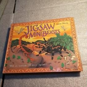 JIGSAW MIMIBEASTS