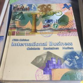 international business fifth edition (第五版 国际商务)英文原版