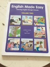 English Made Easy; Learning English Through Pictures: Volume Two