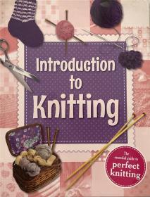 尾单平装 Introduction to Knitting针织概论