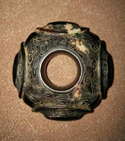 良渚文化高古玉壁