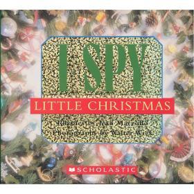 I Spy: Little Christmas  视觉大发现系列:小小圣诞节