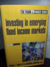 Handbook of Emerging Fixed Income Markets【投资新兴固定收入市场】