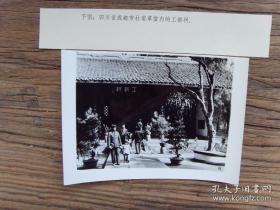 老照片:【※ 1984年,四川省成都市,杜甫草堂内的工部祠 ※】