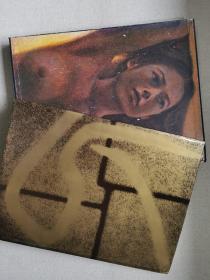 杉山宁 现代日本的美术全集第六册 大八开画册 日文原版现货