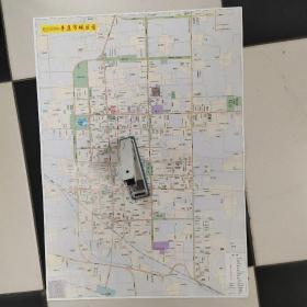 辛集市交通旅游图