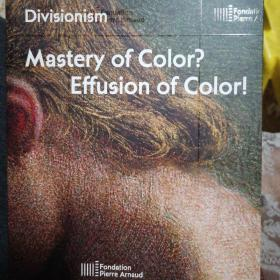 divisionsm  mastery of color? effusion of color