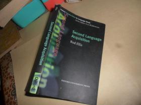Second Language Acquisition  (英文原版)