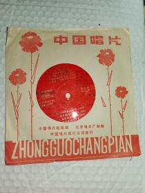 老薄膜唱片-----附唱词《儿童歌曲:美丽的校园,侗家娃娃弹琵琶,飞吧小信鸽,我是一个鸭司令,小河里面真热闹,我爱我的小钢琴,我家住在清水江,爷爷教我吹芦笙》!(两面,1982年出版,中国唱片)