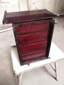 清代小木箱,完整精致