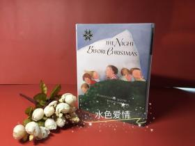 预售圣诞前夜绘本故事the night before christmas