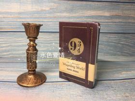 哈利波特九又四分之三原版口袋版笔记本j.k.rowling wizarding world