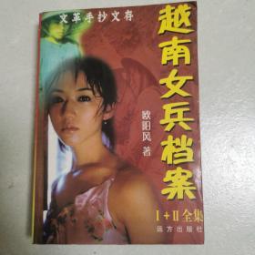越南女兵档案 1十2全集