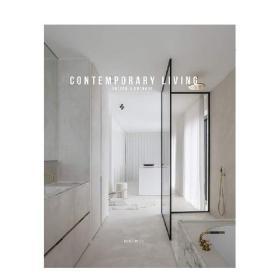 【预 售】Contemporary Living 当代家居设计:室内和室外 英文原版装修设计