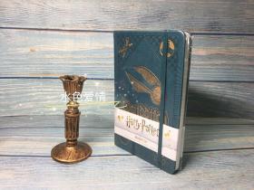 哈利波特魁地奇原版笔记本harry potter quidditch
