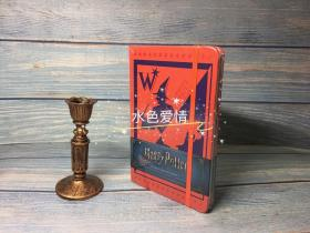 哈利波特韦斯莱的巫师法宝店原版笔记本harry potter weasleys'wizard wheezes