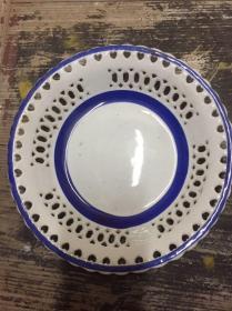 潮州老瓷器,特色盘