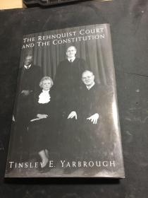 The Rehnquist Court and the Constitution