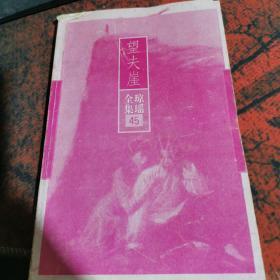 瓊瑤全集45 望夫崖 /瓊瑤 花城出版社 正版滿包郵