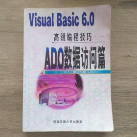 Visual Basic 6.0高级编程技巧.ADO数据访问篇