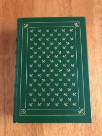 【现货在美国家中、2周左右到国内、全国包顺丰】Vanity Fair,《名利场》,William Makepeace Thackeray / 萨克雷(著),富兰克林图书馆出版的世界永恒经典100本名著系列丛书之一, 1977年限量版 A Limited Edition(见实物照片第4、5张版权页),精装,厚册,726页,豪华全真皮封面,三面刷金,珍贵外国文学资料!本店第2本!