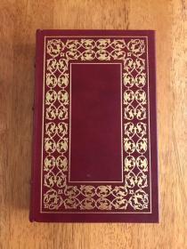 近全新!【现货在国内、全国包顺丰、1-3天收到】John Donne: Poems,《约翰-邓恩诗集》,John Donne / 约翰-邓恩(著),富兰克林图书馆出版的世界永恒经典100本名著系列丛书之一, 1978年限量版 A Limited Edition(请见实物拍摄照片第4、5张版权页),精装,厚册,401页,豪华全真皮封面,三面刷金,珍贵外国文学资料 !