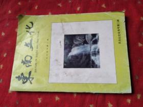 大型文物艺术杂志  东南文化  19894年第2期   天台山文化专号  第二期  佛家文化