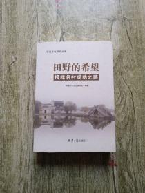 田野的希望榜样名村成功之路/红色文化研究书库