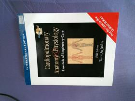 【英文原版】Cardiopulmonary Anatomy & Physiology, fifth Edition心肺解剖学与生理学,第五版