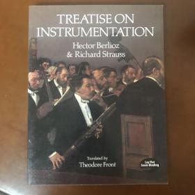 Treatise on Instrumentation (Dover Books on Music)