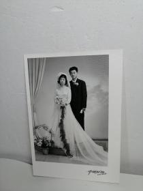 79年婚纱照片