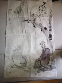 吴为山  中国美术馆长 中国美术家协会副主席