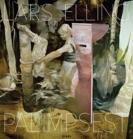 现货 Lars Elling Palimpsest 拉斯埃林 当代画家