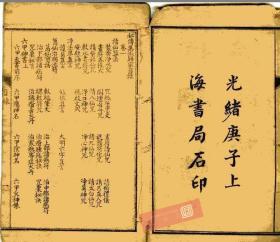 【复印件】光绪庚子上海书局石印本: 增补秘传万法归宗,是中国古代传统文化中最玄虚、最神秘又最民俗的文化典籍。本店此处销售的为该版本的仿古道林纸无线胶装平装、彩色普。