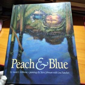 Peach and Blue(绘本)