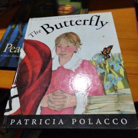 英文原版 The Butterfly 蝴蝶 精装 名家 Patricia Polacco