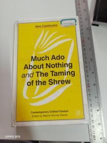 【英文原版】Much Ado About Nothing and The Taming of the Shrew 无事生非和驯悍记