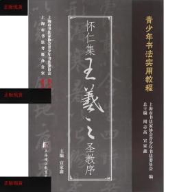 【欢迎下单!】怀仁集王羲之圣教序周志高、宣家鑫、上海市书法家