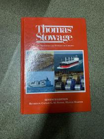 Thomas Stowage THE PROPERTIES AND STOWAGE OF CARGOES