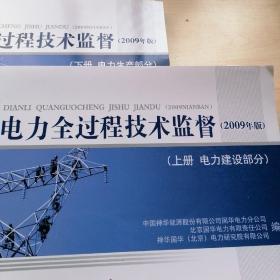 电力全过程技术监督(上下册)(2009版)