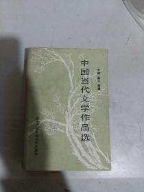 中国当代文学作品选