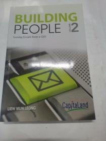 Building People: Sunday Emails from a CEO Volume 2  建设人类:CEO的电子邮件(第二卷)
